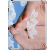 Heavenly Blossoms iPad Case/Skin