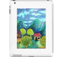 A Magical World iPad Case/Skin