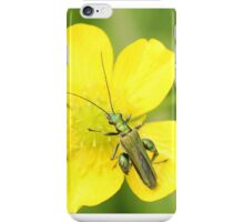 Little beetle iPhone Case/Skin