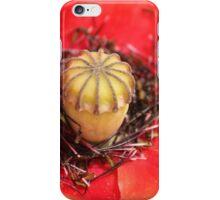 Love poppies iPhone Case/Skin