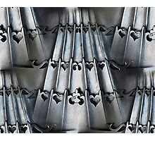 Metal Faulds Photographic Print