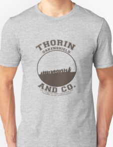 Thorin & Co. {Without symbol} Unisex T-Shirt