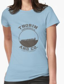 Thorin & Co. {Without symbol} Womens Fitted T-Shirt