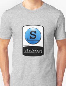 Powered By SlackWare ! T-Shirt