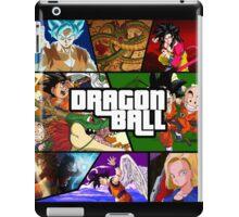 Dragonball GTA Style Fan Made iPad Case/Skin