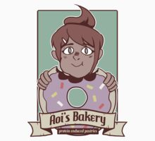 Aoi's Bakery - non-distressed by handsomebear