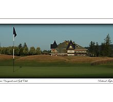 Card: Reserve Vineyards and Golf Club - Hole #10 by USGolfers