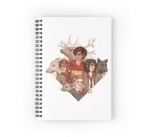 The Marauders Spiral Notebook