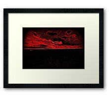 Dragon Myth Framed Print