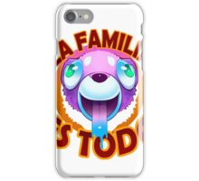 Breaking Bad la familia es todo iPhone Case/Skin