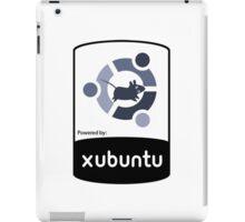 Powered By Xubuntu ! iPad Case/Skin
