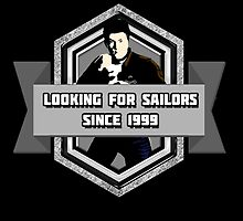Looking for Sailors by AllMadDesigns