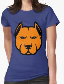 PIT BULL-22 Womens Fitted T-Shirt