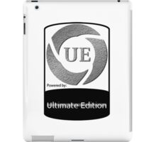 Powered by UE ! iPad Case/Skin