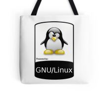 powered by GNU/LINUX ! Tote Bag
