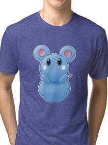 Azurill Tri-blend T-Shirt