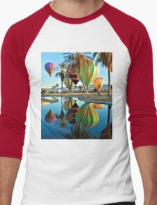 Balloons By The Pond T-Shirt