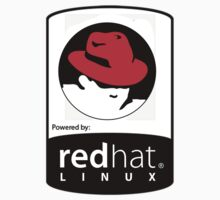powered by RedHat ! by jeaneartiste