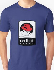 powered by RedHat ! T-Shirt