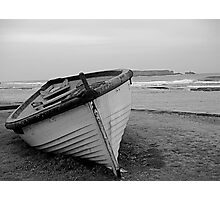High and Dry. Photographic Print