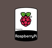powered by raspberryPi T-Shirt