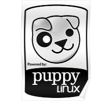 powered by puppy ! Poster