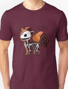 Ethereal Embers: Pokemon Anatomy T-Shirt