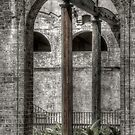 Paddington Reservoir Gardens by Jeff Catford