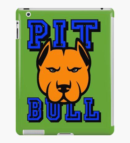 PIT BULL-22A iPad Case/Skin
