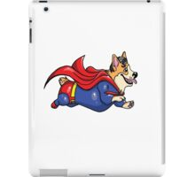 Super Corgi iPad Case/Skin