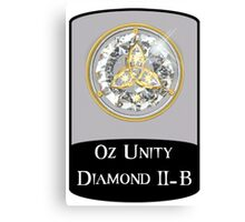 powered by OZ ! Canvas Print