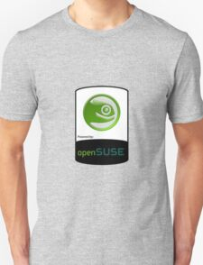 powered by openSUSE ! T-Shirt