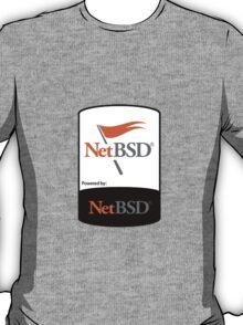 powered by NetBSD ! T-Shirt