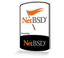 powered by NetBSD ! Greeting Card