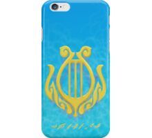 Crest of Malkuth (Tales of the Abyss) iPhone Case/Skin
