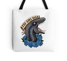 'Atta Girl Blue Tote Bag