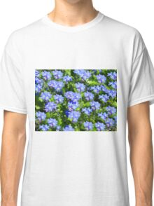 Forget Me Not - Macro Classic T-Shirt