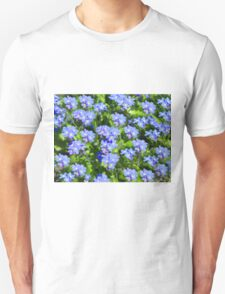 Forget Me Not - Macro Unisex T-Shirt