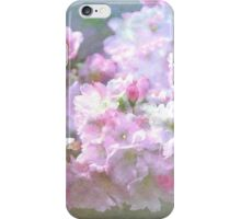 Cherry Blossom in Spring iPhone Case/Skin