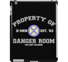 Danger Room Training iPad Case/Skin