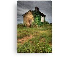 Chateau Dudon Canvas Print