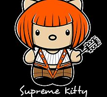Supreme Kitty by spazzynewton
