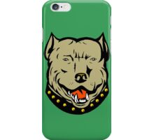 PIT BULL-23 iPhone Case/Skin