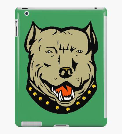 PIT BULL-23 iPad Case/Skin