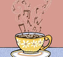 Coffee of the Day with Notes of Chocolate and Caramel  by Kim  Harris