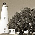 Ocracoke Light House by Jeff Ore