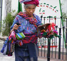 Granny Peddler by DrCharlie