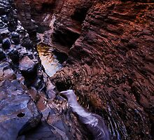 Karinji National Park Gorge by chrisvsworld