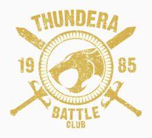 Thundera Battle Club Kids Tee