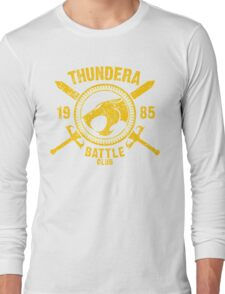 Thundera Battle Club Long Sleeve T-Shirt